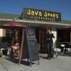 Java Jones on Pardall