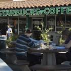 Starbucks Coffee on Pardall
