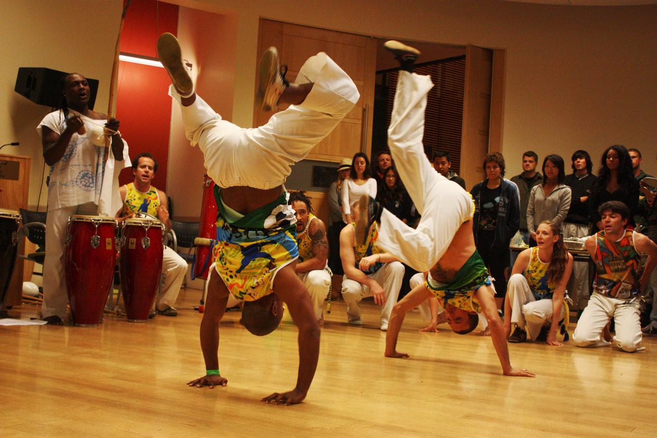 Brazilian Culture Night | The Bottom Line