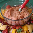 A fruit salad prepared by the SFC
