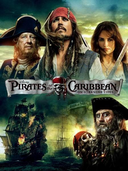pirates of the caribbean on stranger tides poster 11 - 5 Film Termahal Hollywood, Nomor 1 Hampir Rp6 Triliun