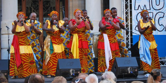 Creole Choir Of Cuba Showcases Caribbean Culture