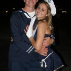Cute Sailor Couple