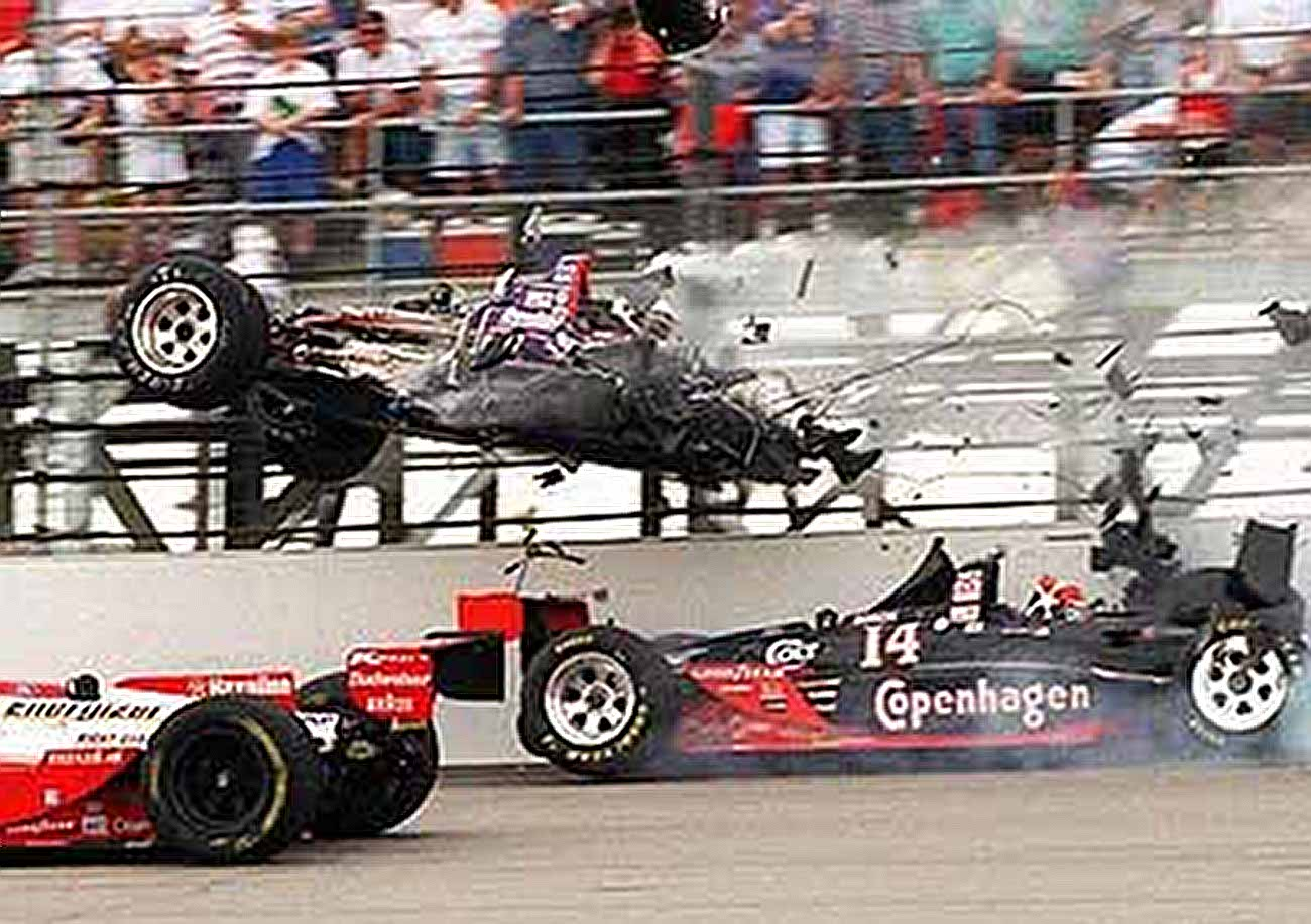 indycar racer s death is not something to cheer about the bottom line. Black Bedroom Furniture Sets. Home Design Ideas