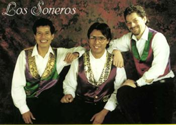 los soneros del tesechoacan sing their stories to santa