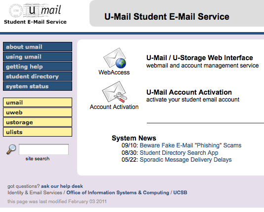 how to set up email on smart phone memorial university