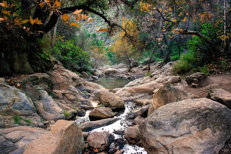 seven falls  a great hike for fierce so