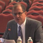 """Senior Vice President for External Relations Dan Dooley Presents """"Promise Platform"""" to Committee on Education"""
