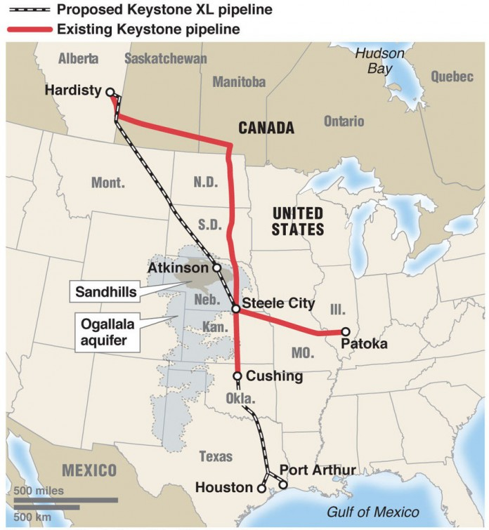 Keystone XL Pipeline Construction Back on the Drawing Board, States on immigration route map, keystone project, iraq route map, alaskan pipeline route map, wales route map, keystone south dakota map, canada route map, china route map, israel route map, trade route map, enbridge oil spill map, oil pipeline map, magellan pipeline system map, northern pass route map, keystone xl, bakken pipeline route map, europe route map, keystone pipline, chicago route map, denver route map,