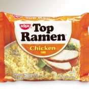 top ramen courtesy