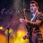 Arctic Monkeys - Photo by Matthew Lamb