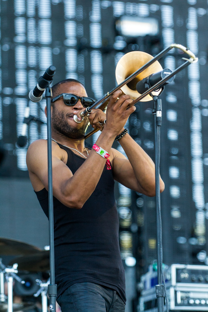 Troy Andrews (Trombone Shorty)