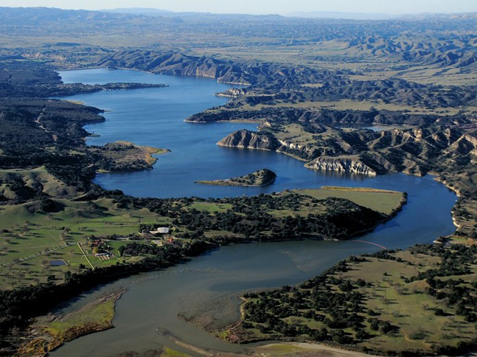 Lake cachuma sits at below 40 percent capacity affects for Lake cachuma fishing report