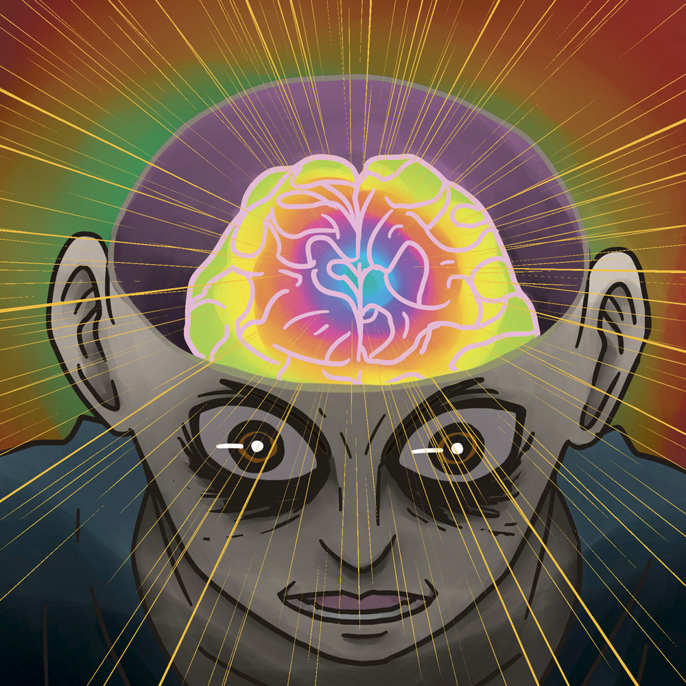 the effects of lsd on the brain and body The effects of lsd on the brain are complex and not fully understood lsd is known to influence the diverse neurotransmitter systems in the body 2 this drug has been shown to bind to serotonin, adrenal and dopamine receptors.