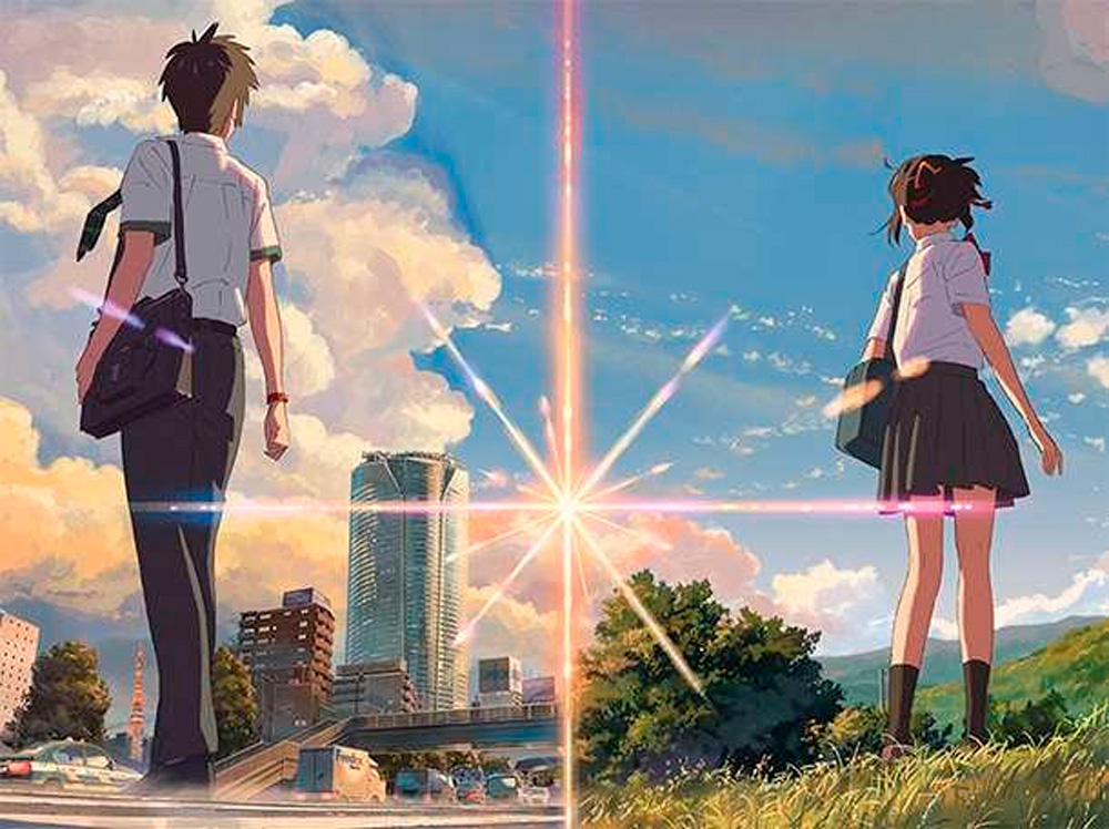 Your Name In Lights New Anime Film Sparks Awe Worldwide The Bottom Line