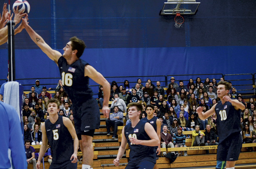 UCSB Men's Volleyball vs. UCLA | The Bottom Line