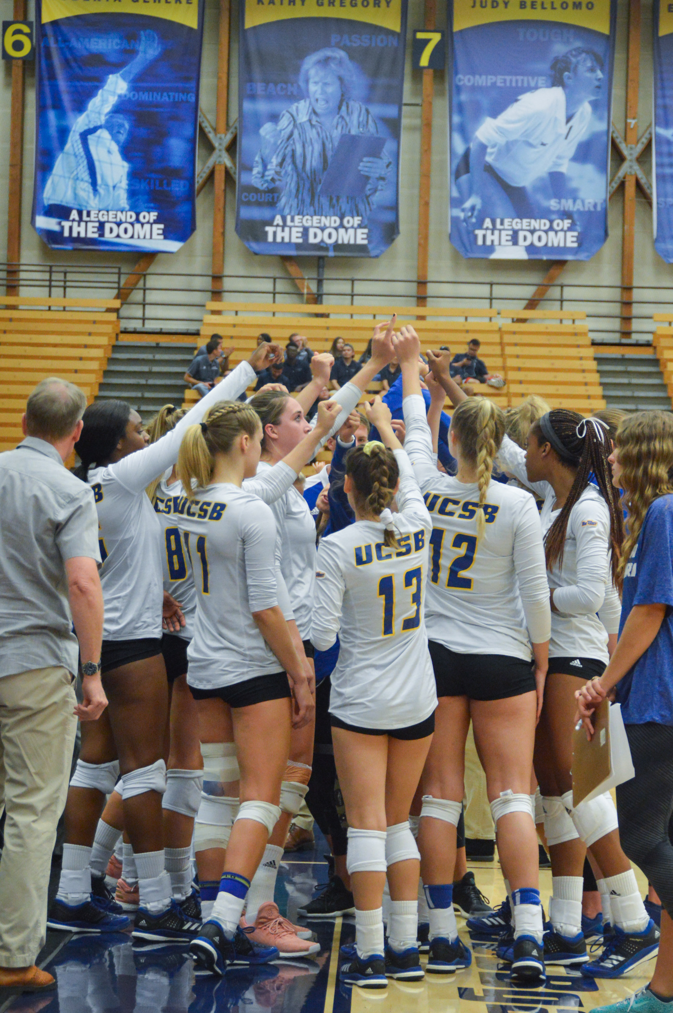 UCSB Women's Volleyball vs. Cal Poly | The Bottom Line