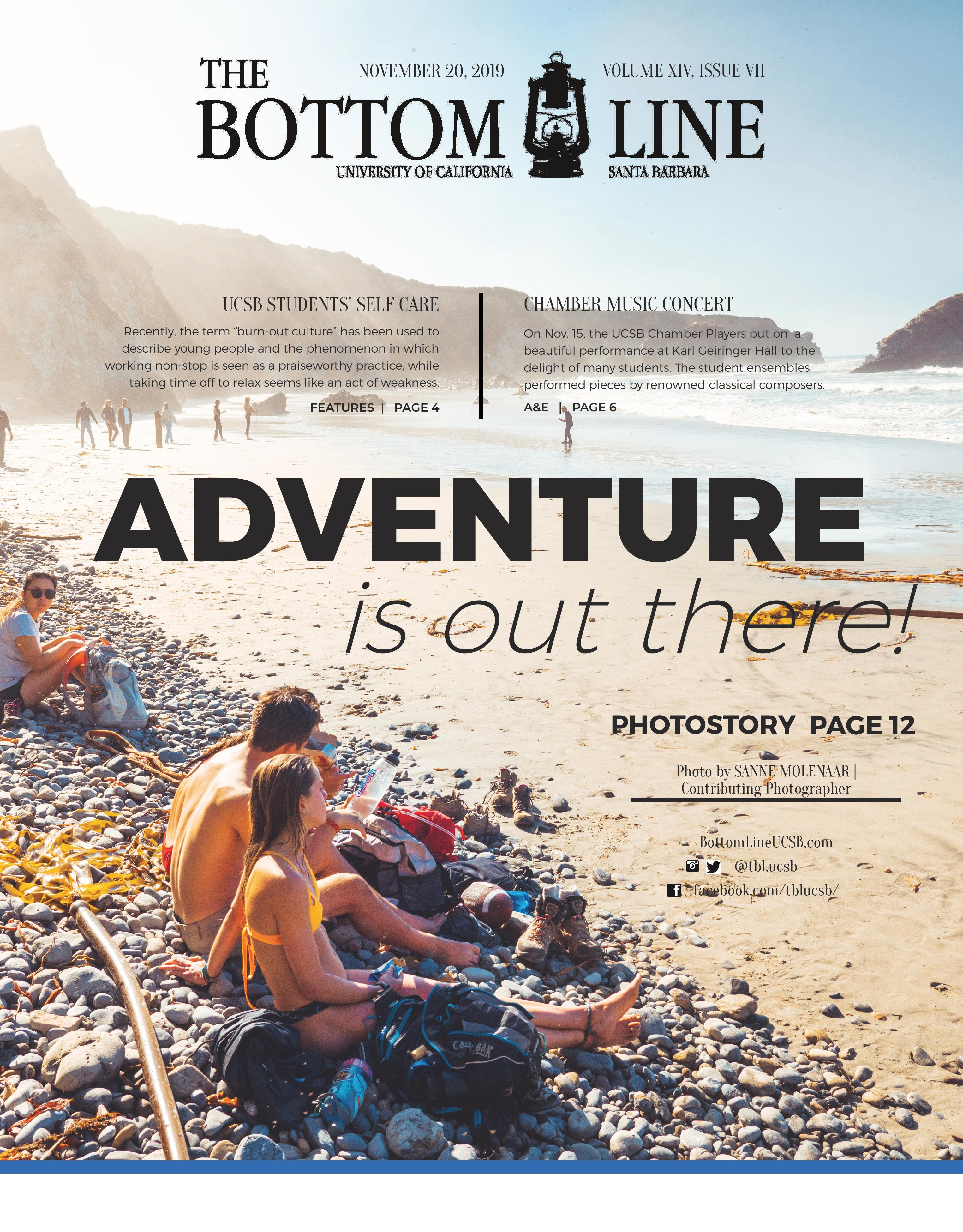 Fall 2019, Issue 8 Cover