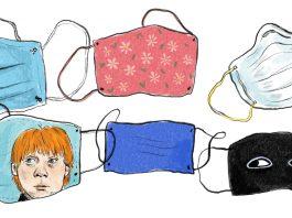 Assorted Masks