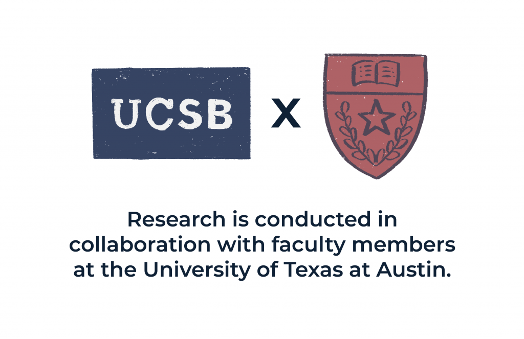 Collaboration with UCSB and UT Austin